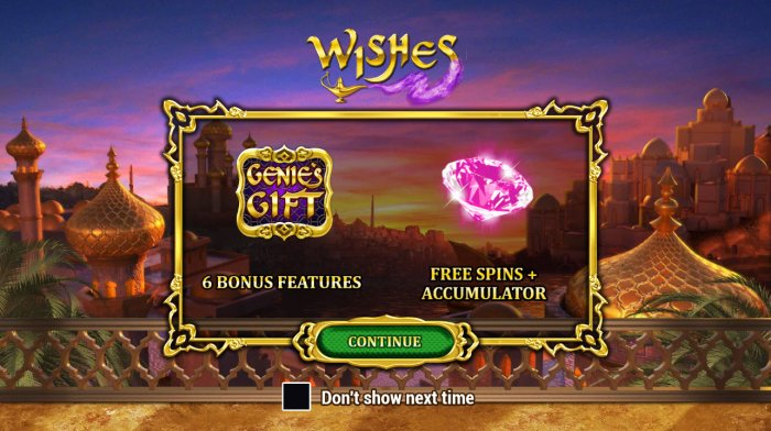 Images of Wishes