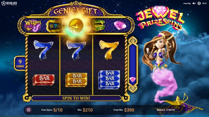 Collect diamond symbols to spin the bonus wheel - All Online Pokies
