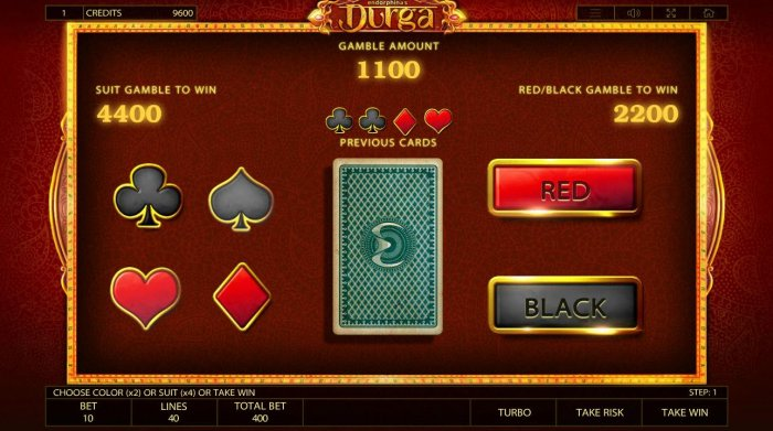 Durga by All Online Pokies