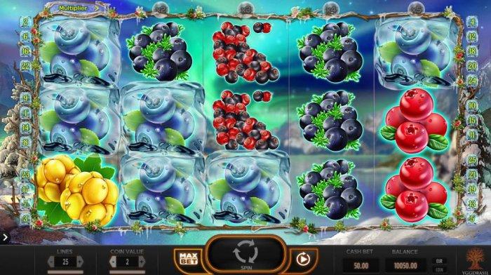 Winterberries by All Online Pokies