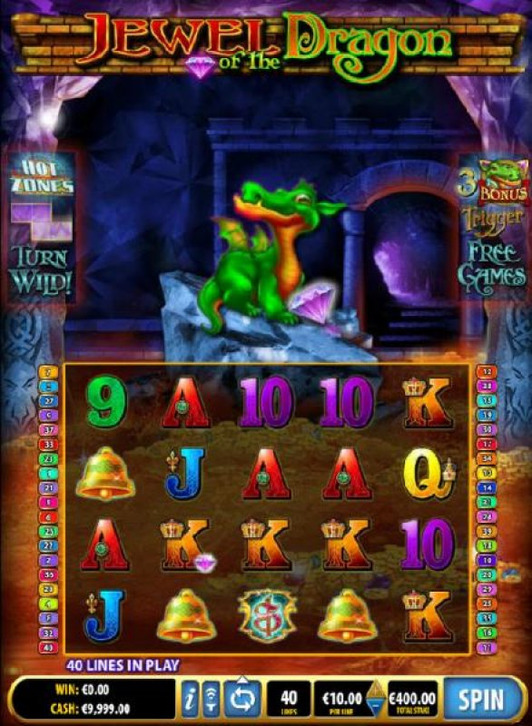 Jewel of the Dragon by All Online Pokies