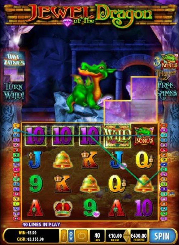 Jewel of the Dragon screenshot