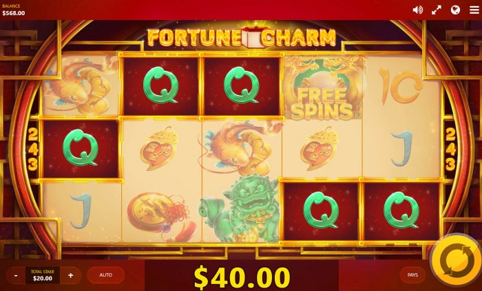 Fortune Charm by All Online Pokies