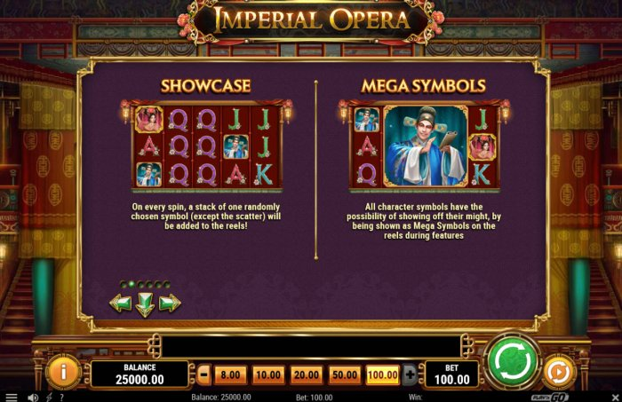 Imperial Opera by All Online Pokies