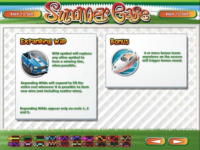 Summer Ease screenshot