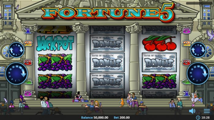 Fortune 5 by All Online Pokies