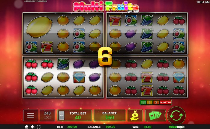 Images of Multi Fruits Quattro