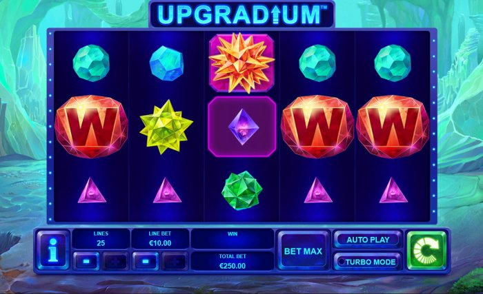 Upgradium screenshot