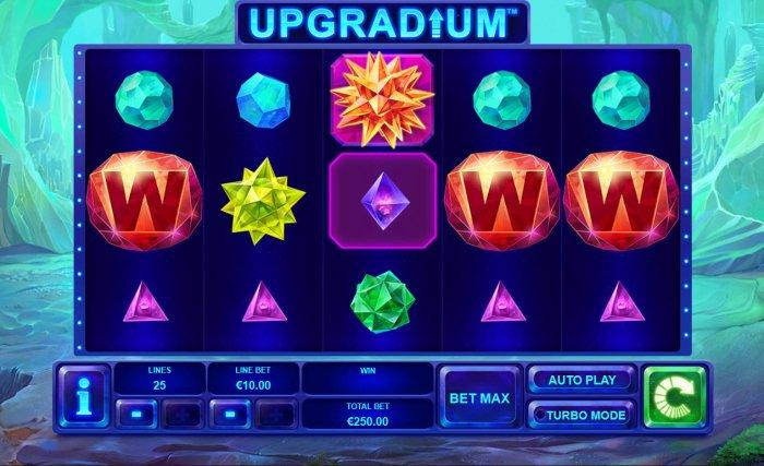 Upgradium screenshot