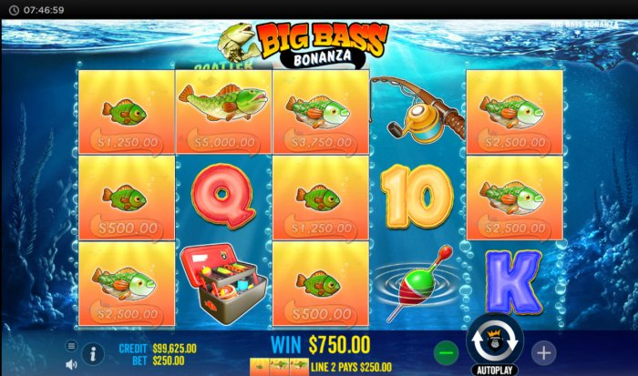 Big Bass Bonanza by All Online Pokies