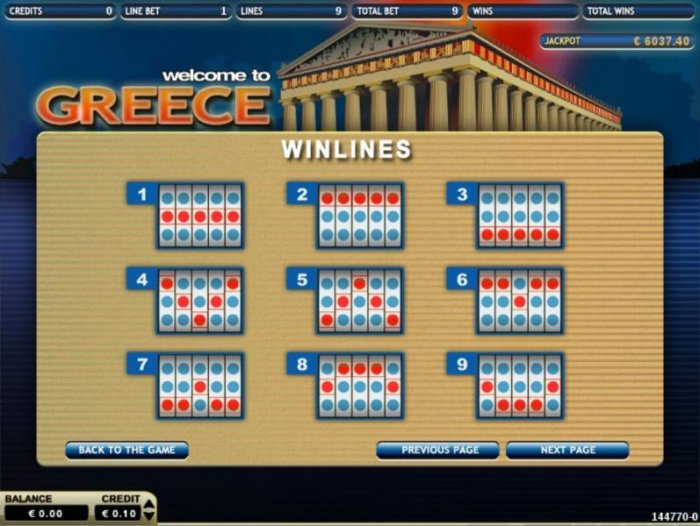 Greece screenshot