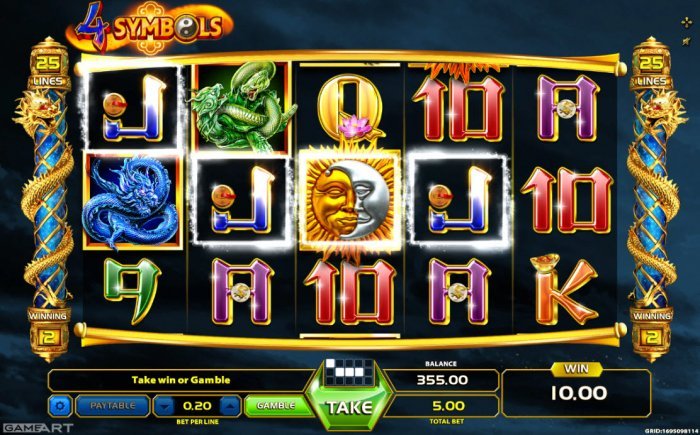 Four of a kind - All Online Pokies