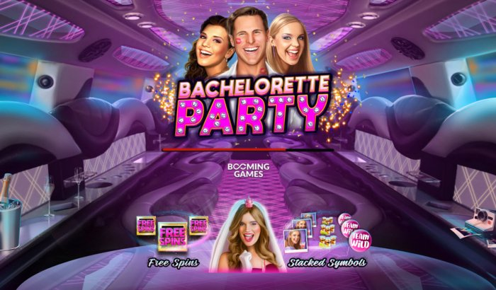 Bachelorette Party by All Online Pokies