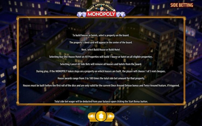 Monopoly Once Around Deluxe screenshot