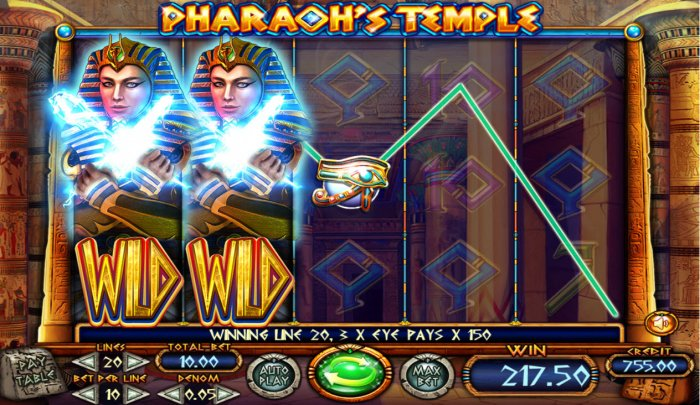 Images of Pharaoh's Temple