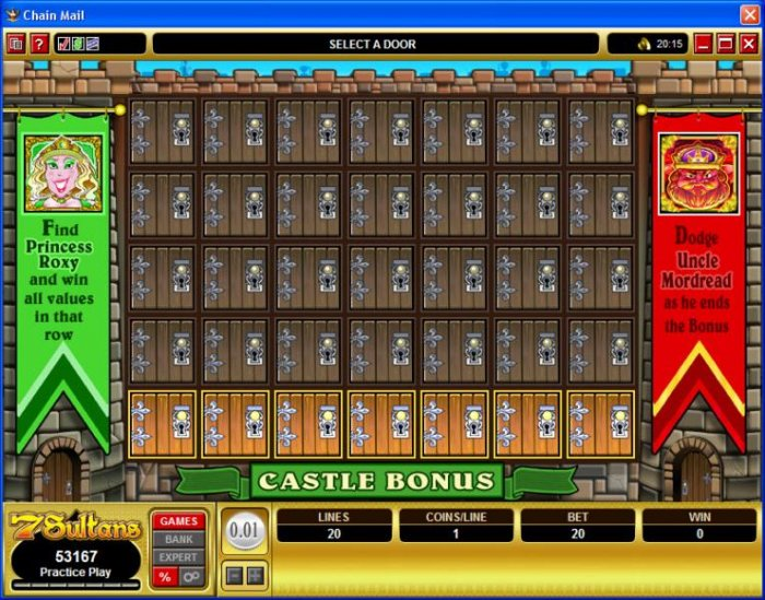 Chain Mail by All Online Pokies
