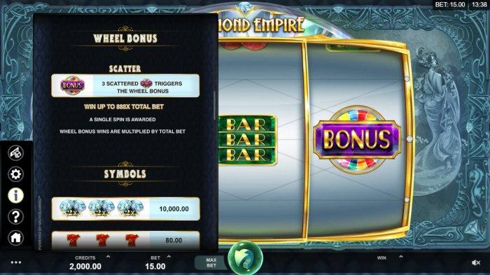 Diamond Empire screenshot