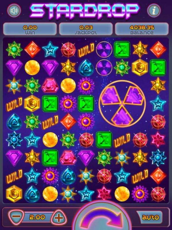 Winning combinations consist of 4 or more like symbols connected vertically or horizontally - All Online Pokies