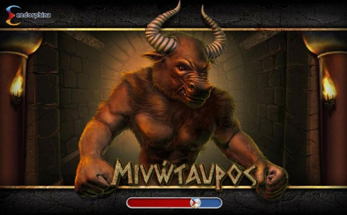 All Online Pokies image of Minotaurus
