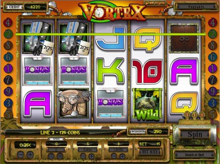 Images of Vortex