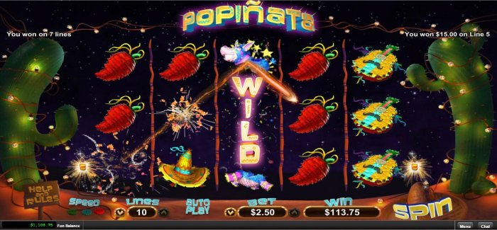 All Online Pokies - Respin triggers and big win