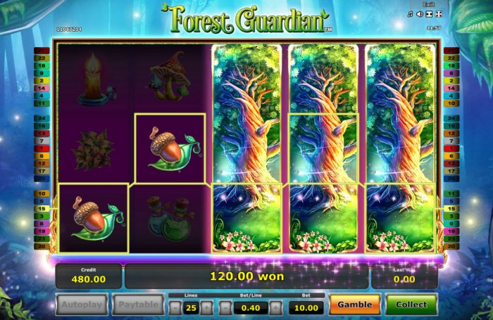 Stacked wilds triggers a big win - All Online Pokies