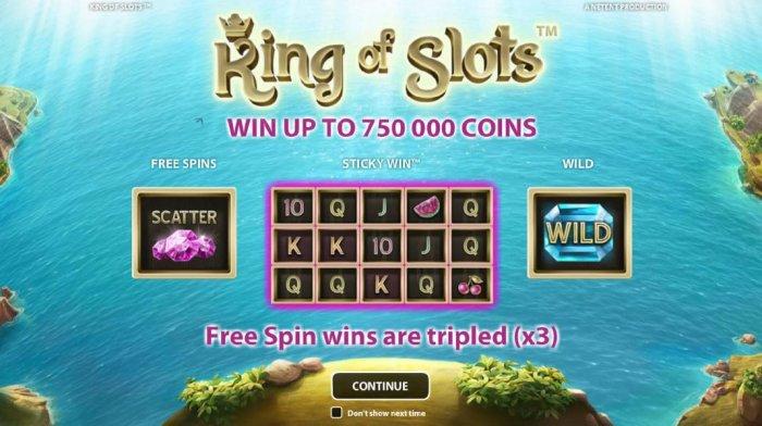 All Online Pokies image of King of Slots