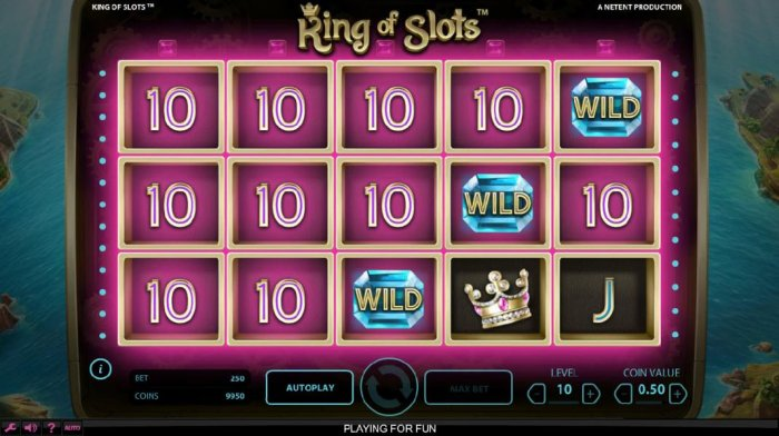 The entire game board is almost filled with winning combinations at the end of the Sticky win. - All Online Pokies