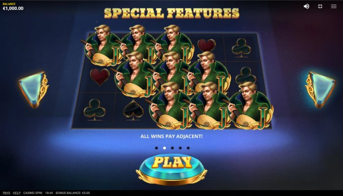 Images of Casino Spin