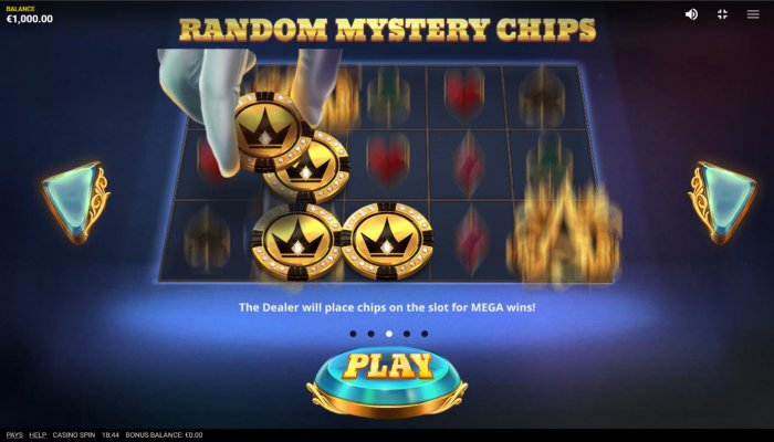Random Mystery Chips by All Online Pokies