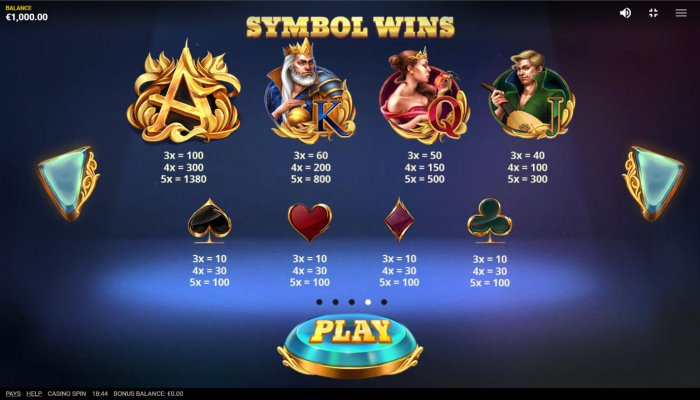 All Online Pokies image of Casino Spin