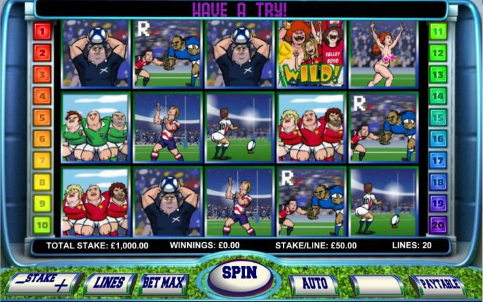 All Online Pokies image of Odd Shaped Balls
