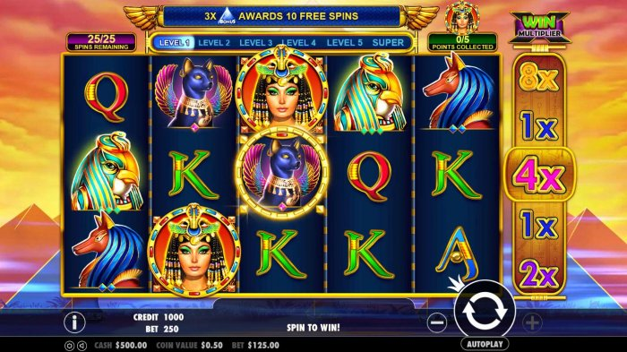 All Online Pokies image of Queen of Gold