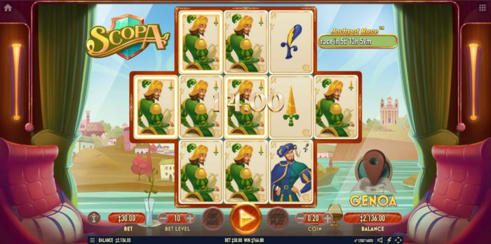 Multiple winning combinations by All Online Pokies