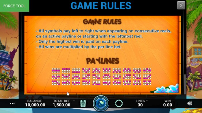 Cruise of Fortune by All Online Pokies