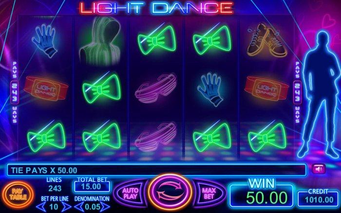 Light Dance screenshot