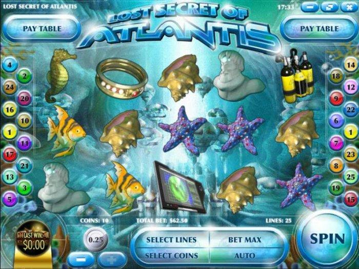Images of Lost Secret of Atlantis