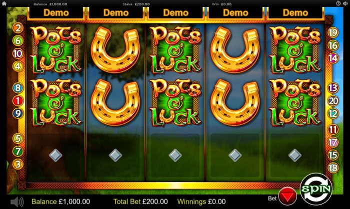Pots o' Luck by All Online Pokies