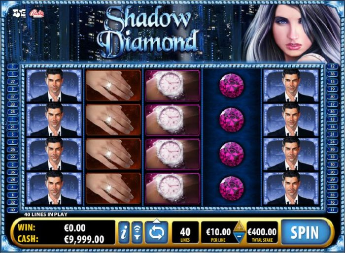 Shadow Diamond by All Online Pokies