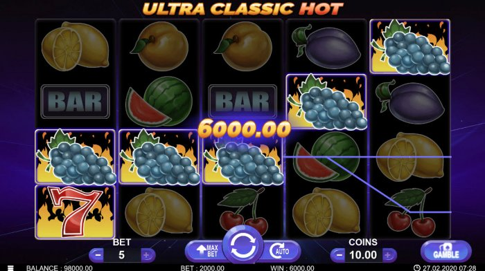 All Online Pokies - Five of a kind