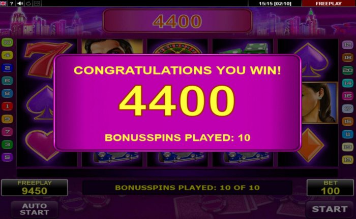 All Online Pokies image of Casinova
