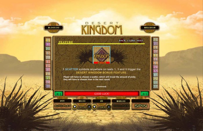 Images of Desert Kingdom
