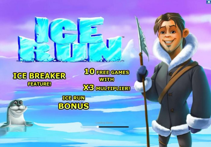 features include - Ice Breaker, Ice Run Bonus and 10 free games with x3 multiplier! - All Online Pokies