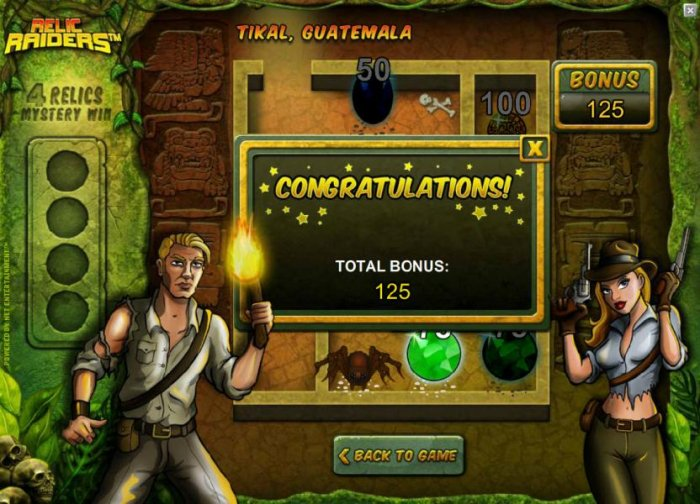 Relic Raiders by All Online Pokies