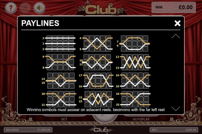 All Online Pokies image of Club