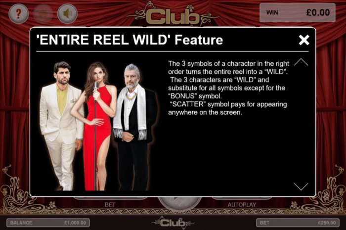 Club by All Online Pokies