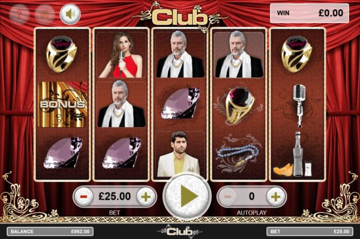 Club screenshot