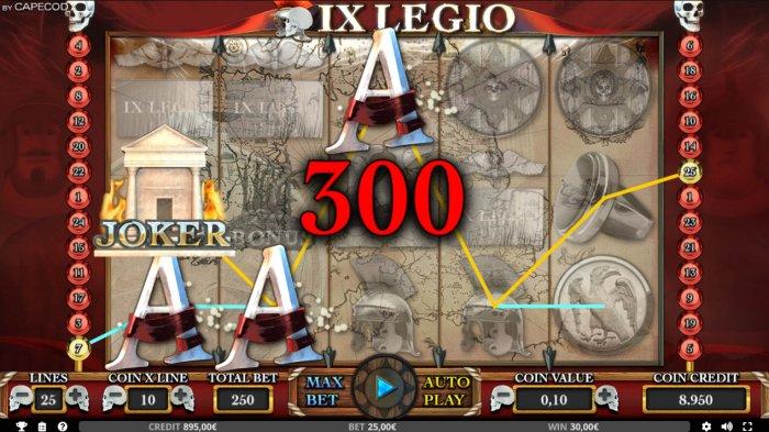 IX Legio by All Online Pokies