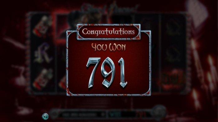 All Online Pokies image of Blood Eternal