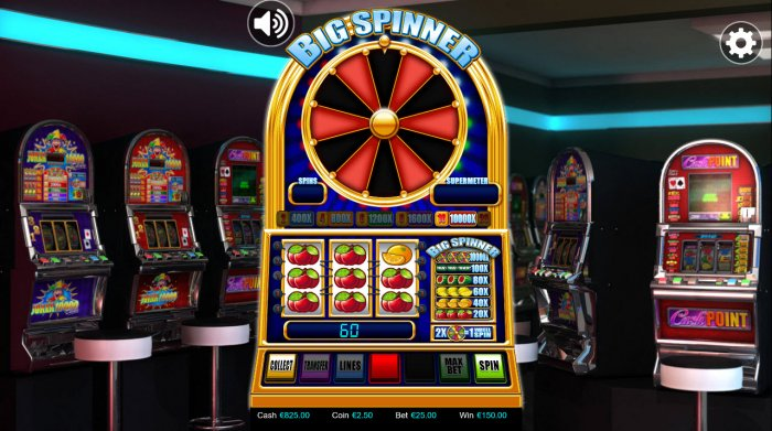Big Spinner by All Online Pokies
